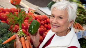 A local clinical nutritionist volunteered to give a presentation on Eating Well for Parkinson's.